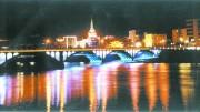 米易县城夜景