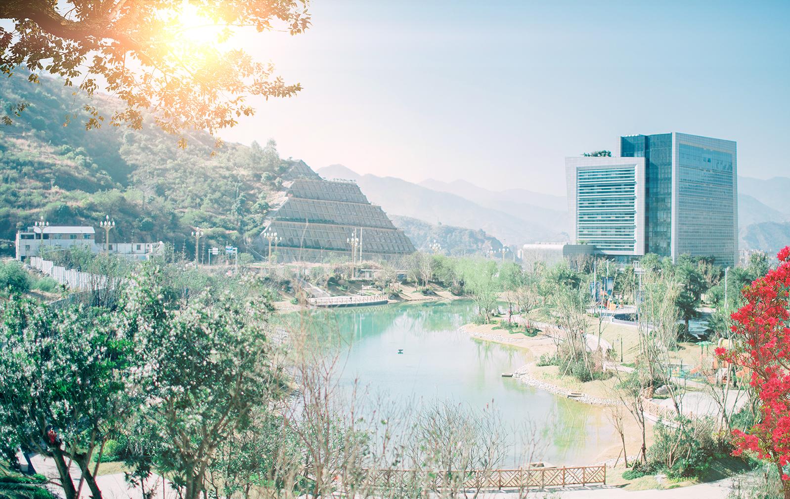 小石潭公园
