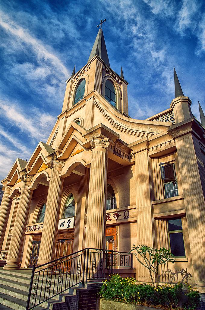 西区-河门口教堂