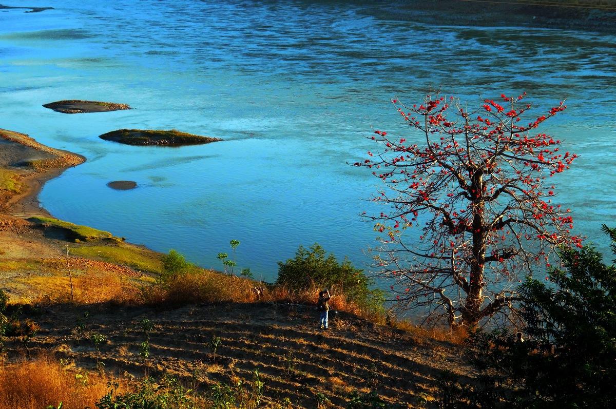 金沙江畔攀枝花